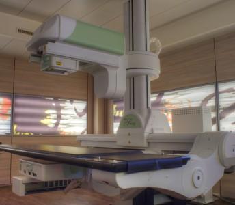 Digitales Röntgen / Durchleuchtung