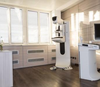 Volldigitale Mammographie